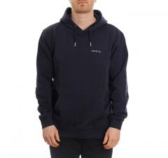 Makia Trim Hooded Sweatshirt Dark Blue