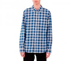 Makia Camino Shirt Blue
