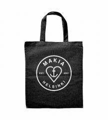 Makia Knot Tote Bag Black
