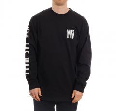 Vans Reflect LS T-Shirt Black