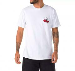 Vans Rose Bed T-Shirt White