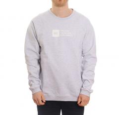 Makia Flint Light Sweatshirt Light Grey