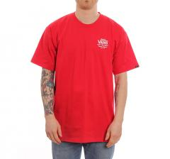 Vans Holder St. Classic T-Shirt Risk Red