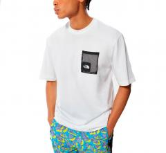 The North Face Black Box Cut T-Shirt TNF White