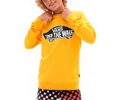 Vans Youth OTW Crew Sweater Saffron