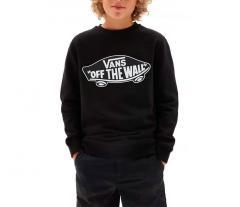 Vans Youth OTW Crew Sweater Black / White Outline