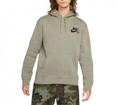Nike SB Icon Essential Hoodie Light Army / Black