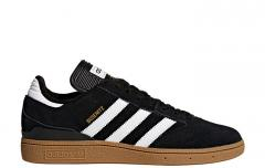 Adidas Busenitz Pro Core Black / Footwear White / Gold Metallic