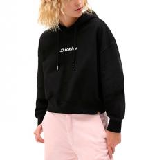 Dickies Womens Loretto Boxy Hoodie Black