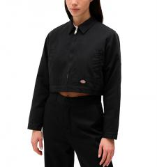 Dickies Womens Kiester Jacket Black