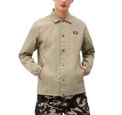 Dickies Oakport Coach Jacket Khaki