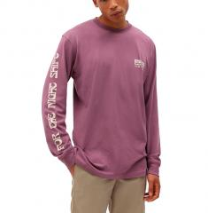 "Dickies Willernie ""For The Night Shift"" LS T-Shirt Purple Gumdrop"