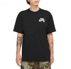 Nike SB Logo T-Shirt Black / White