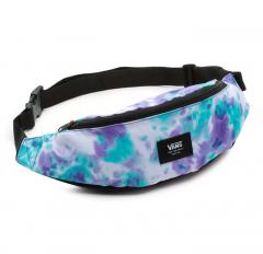 Vans Mini Ward Cross Body Bag English Lavender Tie Dye
