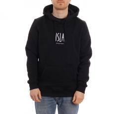 ISLA Logo Hoodie Black