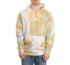 Adidas Essentials Tie-Dyed Inspirational Hoodie Hazy Orange / Hazy Sky