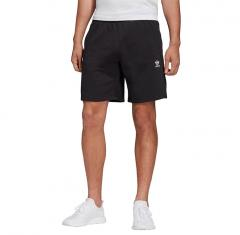 Adidas Originals Trefoil Essentials Shorts Black
