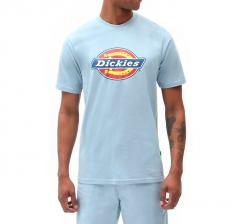 Dickies Icon Logo T-Shirt Fog Blue