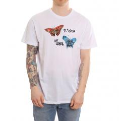 Brixton Fly Now T-Shirt White