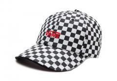 Vans High Standard Hat Black / White Checkerboard