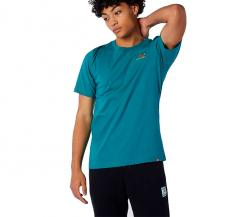 New Balance Essentials Embroidered T-Shirt Team Teal