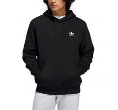 Adidas Originals 2.0 Logo Hoodie Black / White