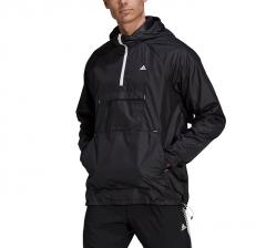 Adidas Tech Aeroready Windbreaker Black