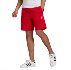 Adidas Originals Trefoil Essentials Shorts Scarlet