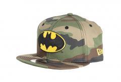 New Era 9Fifty Child Batman Snapback Camo