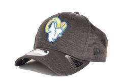 New Era LA Rams 9Fifty Shadow Tech Stretch Snapback Black