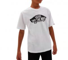 Vans Youth OTW T-Shirt White / Black