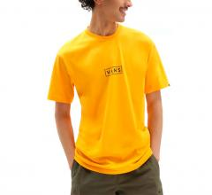 Vans Classic Easy Box T-Shirt Saffron / Black