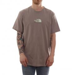 The North Face Fine Alpine Equipment Tee 3 Mineral Grey