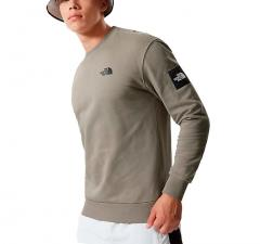 The North Face Black Box Sweater Mineral Grey