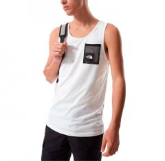 The North Face Black Box Tank Top TNF White
