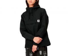 Carhartt WIP Womens Nimbus Pullover Jacket Black (Summer)