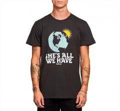 Dedicated All We Have T-Shirt Charcoal