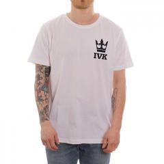 Makia X KOFF Stamp T-Shirt White