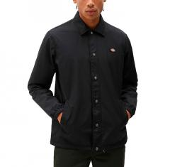 Dickies Oakport Coach Jacket Black