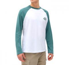 Dickies Cologne Baseball T-Shirt Lincoln Green