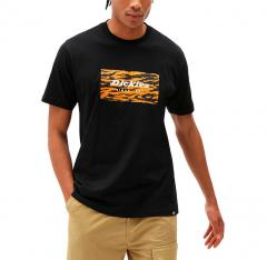 Dickies Quamba Box T-Shirt Black