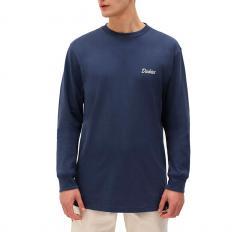Dickies Halma Longsleeve T-Shirt Navy