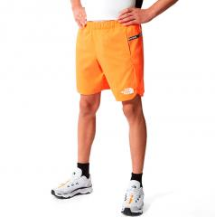 The North Face Mountain Athletics Woven Shorts Shocking Orange