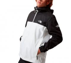 The North Face Black Box Mountain Q Jacket TNF White