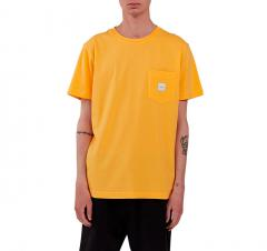 Makia Square Pocket T-shirt Marigold