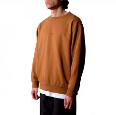 WAWWA Basic Logo Sweatshirt Bark