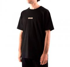 WAWWA Basic Logo T-Shirt Black