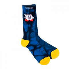 RIPNDIP Nermby Socks Blue Lightning