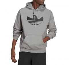 Adidas Originals Shmoofoil Logo Hoodie Core Heather