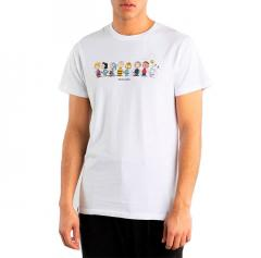 Dedicated Peanuts Crew T-Shirt White